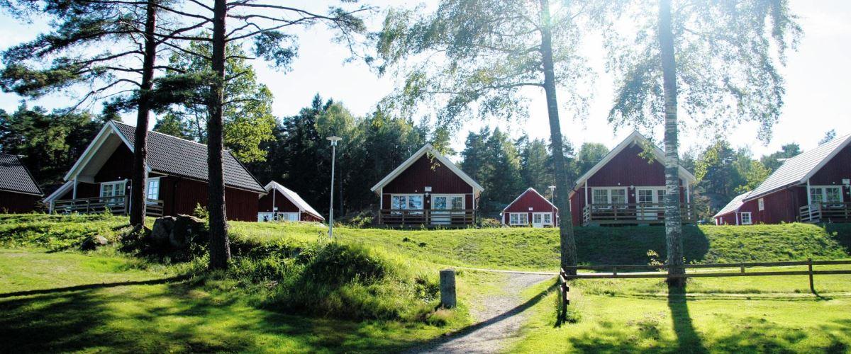Glamping | Seläter camping Den lugna oasen på västkustens