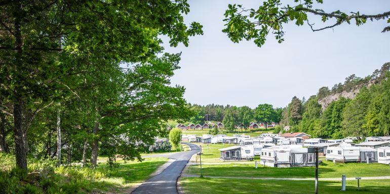 Camping | Seläter camping Den lugna oasen på västkustens